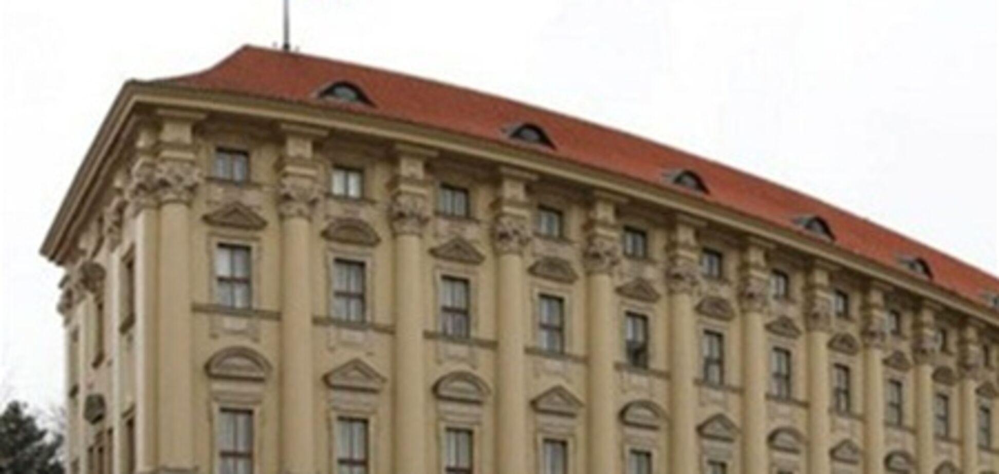 Заявление о заговоре против Януковича удивило МИД Чехии