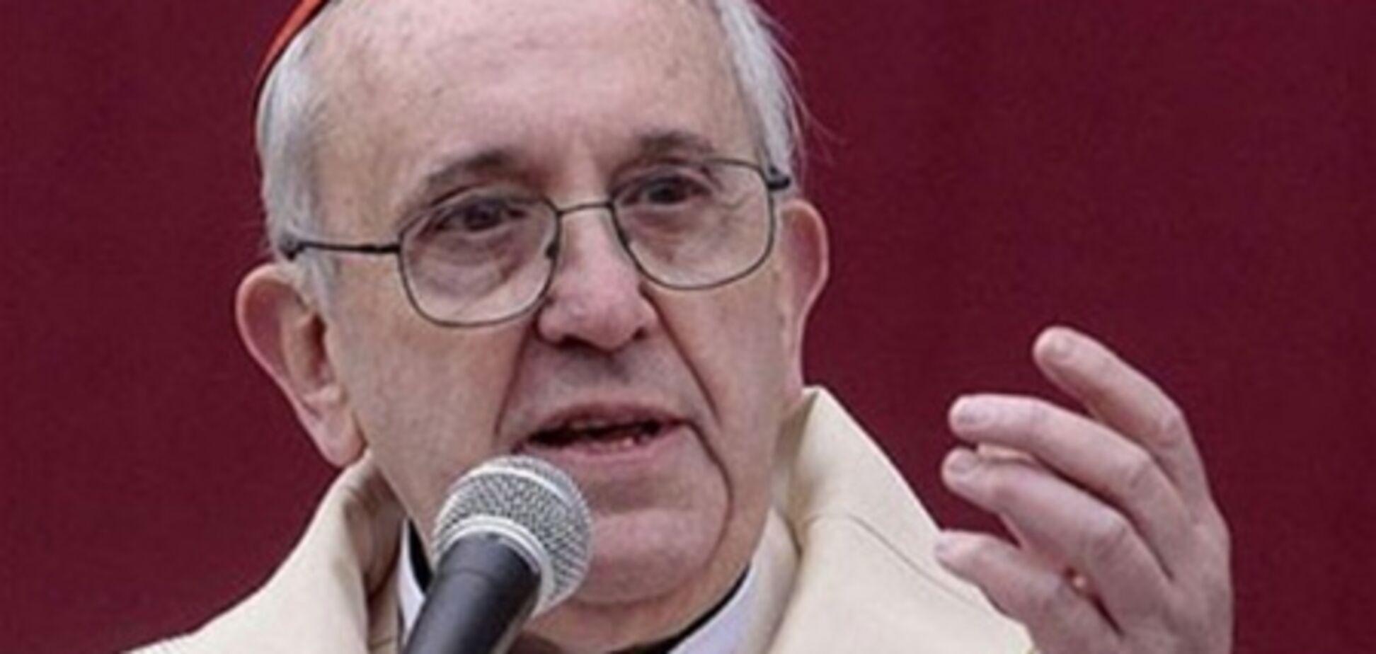 Папа Римский шокировал Ватикан высказыванием об атеистах