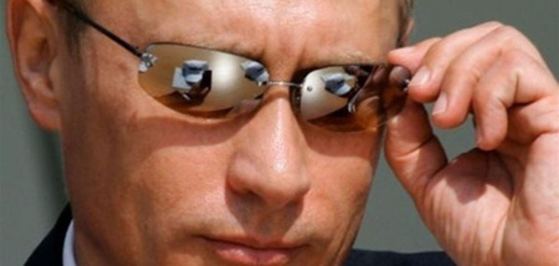 У Путина недовольны использованием его фото в рекламе шоколада
