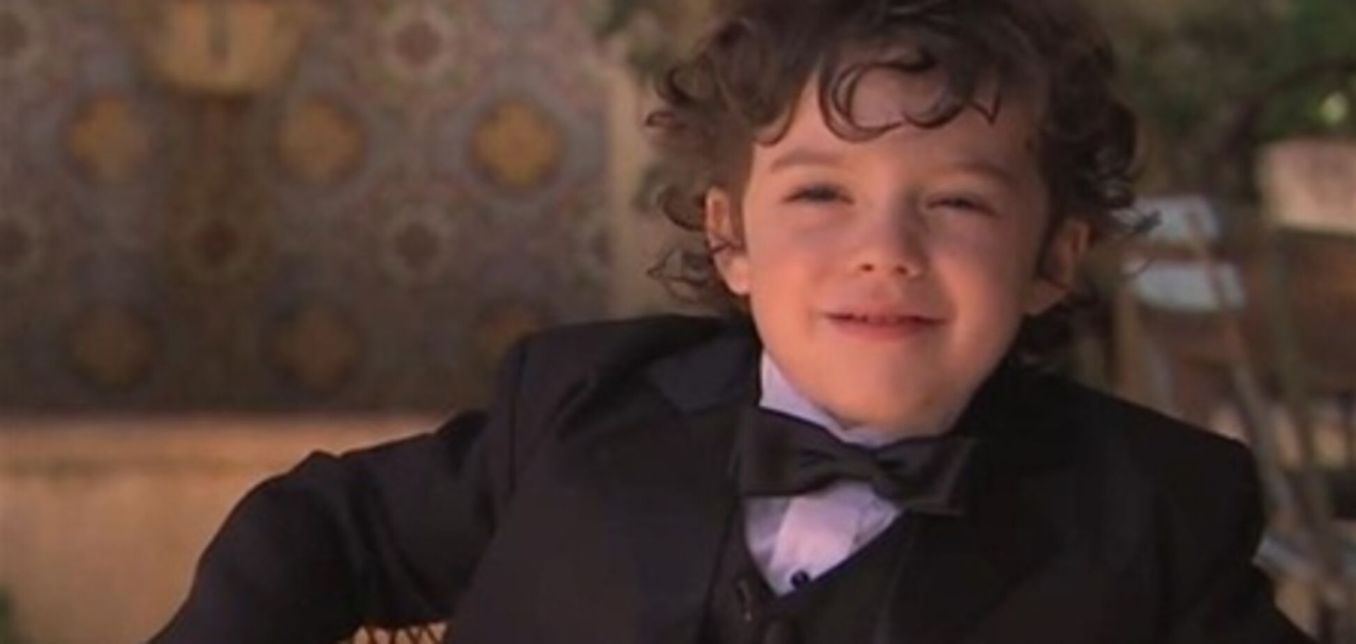 В США главным героем шоу 'Холостяк' стал 4-летний мальчик