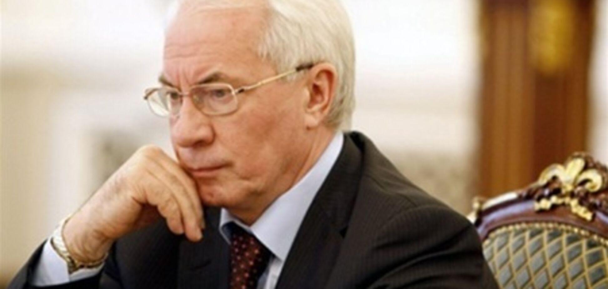 'Батьківщина' - Азарову: оспорить газовый контракт можно, но нужен мозг