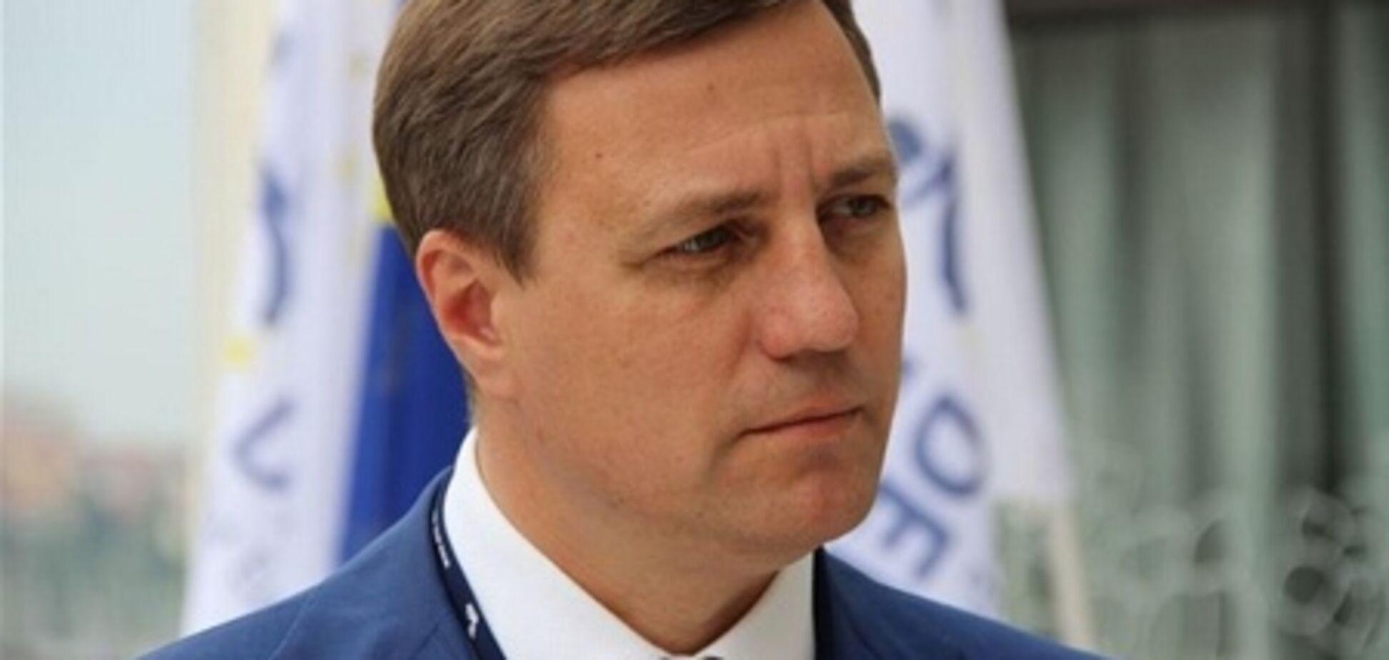 Катеринчук считает провальной реконструкцию Почтовой площади в Киеве
