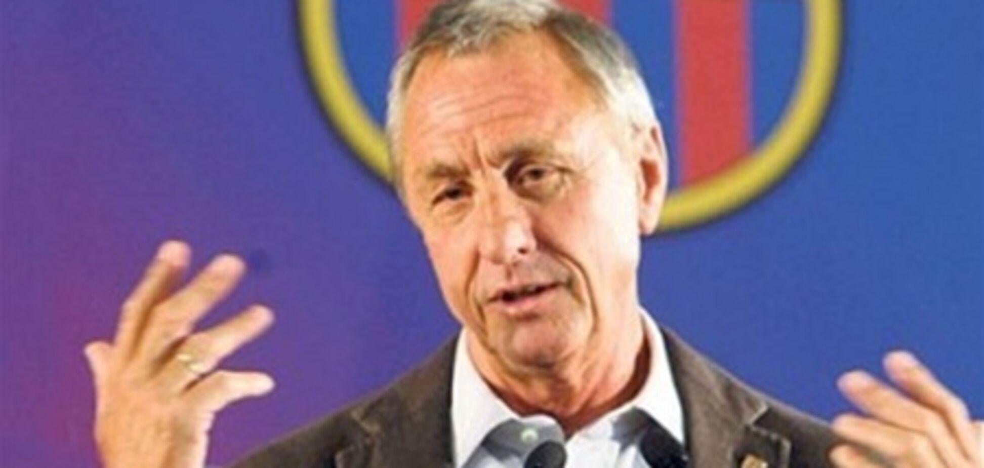 Легенда 'Барселоны' советует тренеру каталонцев уйти