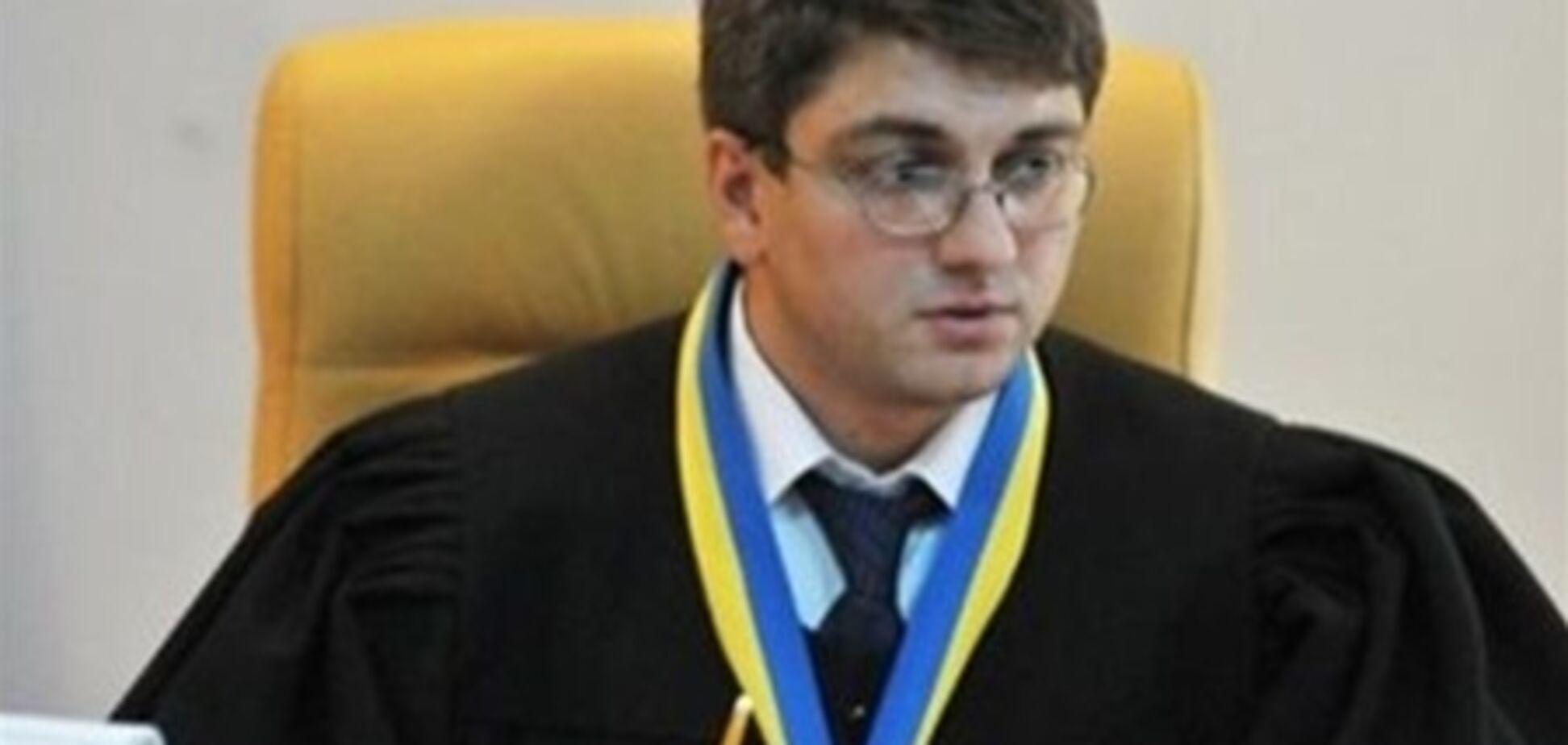 Судья, посадивший Тимошенко, начал карьеру в России