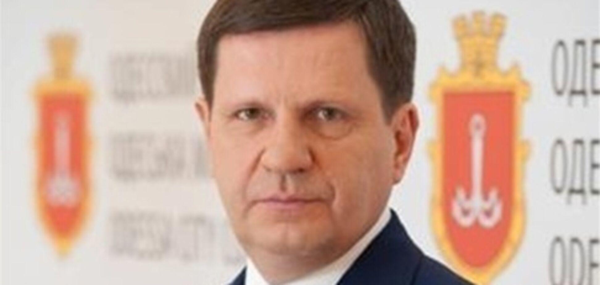 Мэр Одессы: извиняться за 'фашистов' никто не будет