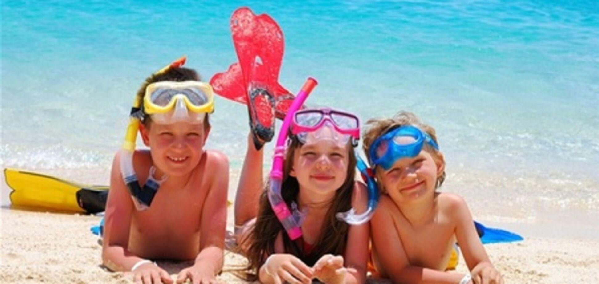 Лучшие места для детского отдыха в Украине с интересной программой