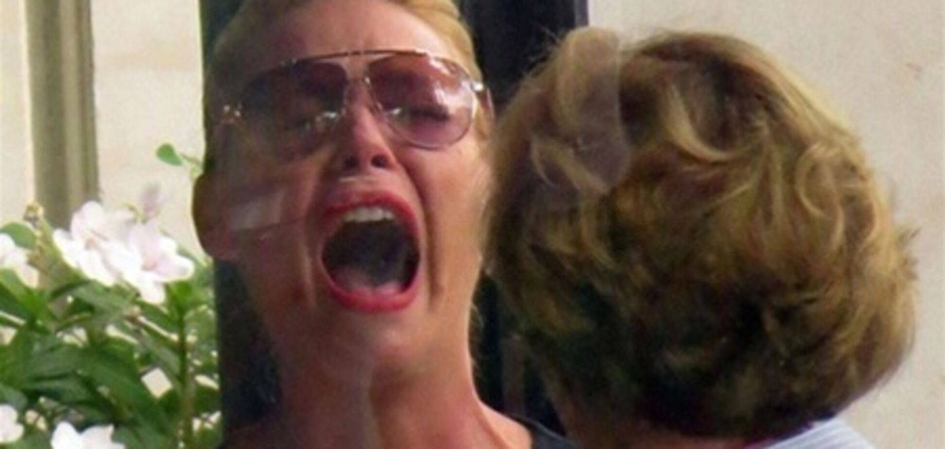 Кэтрин Хейгл закатила истерику в ресторане
