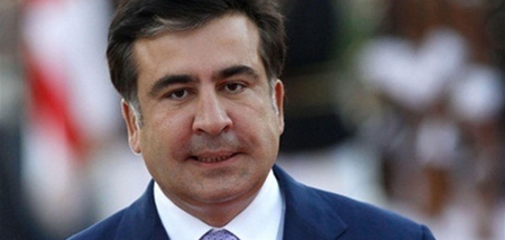 Саакашвили делал себе уколы ботокса за госсчет - ТВ