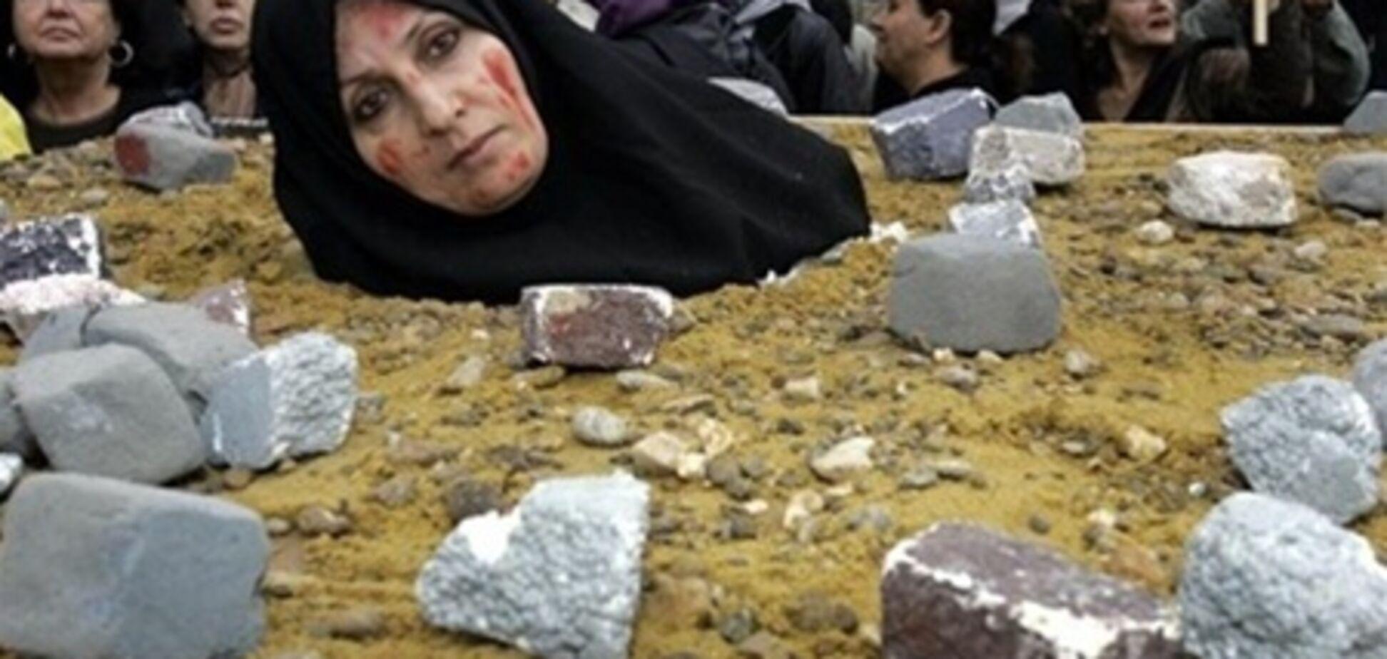 В Иране изменили наказание за супружескую неверность