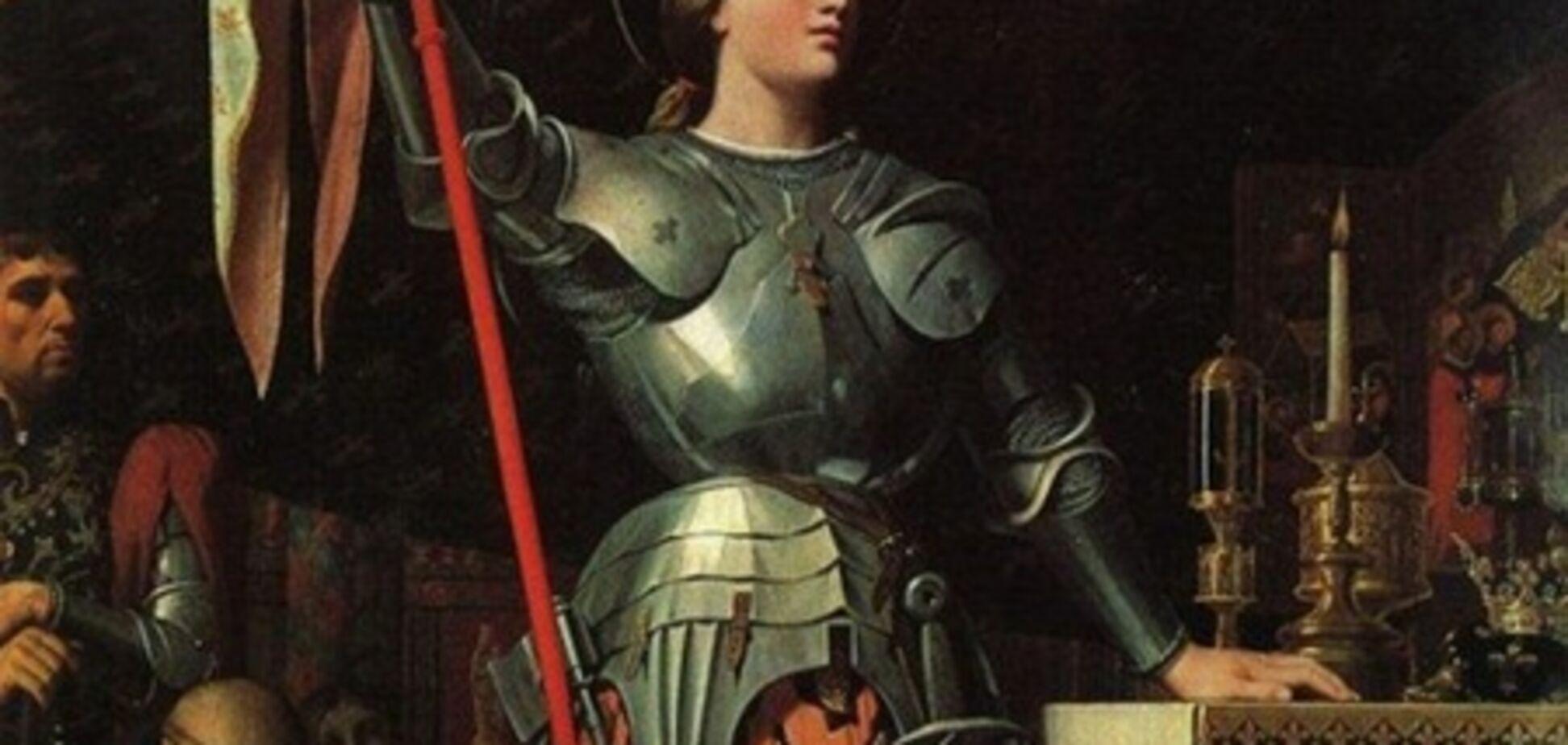 Страшные тайны Жанны д'Арк