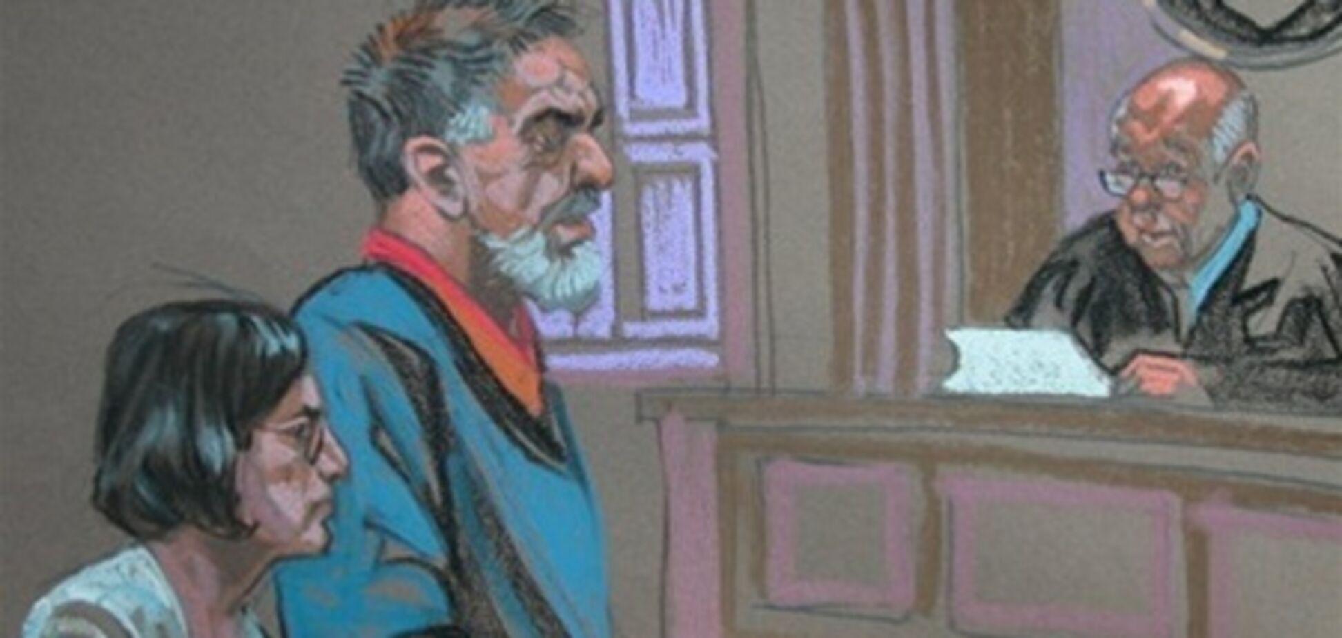 Американец получил 25 лет за планы убийства саудовского посла