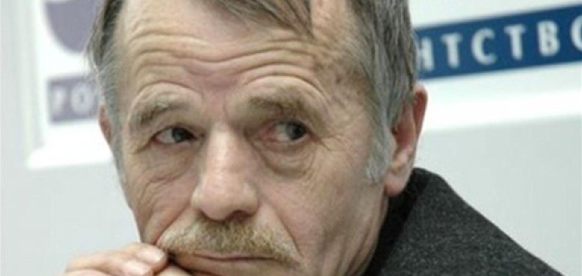 Джемилев готов сложить мандат