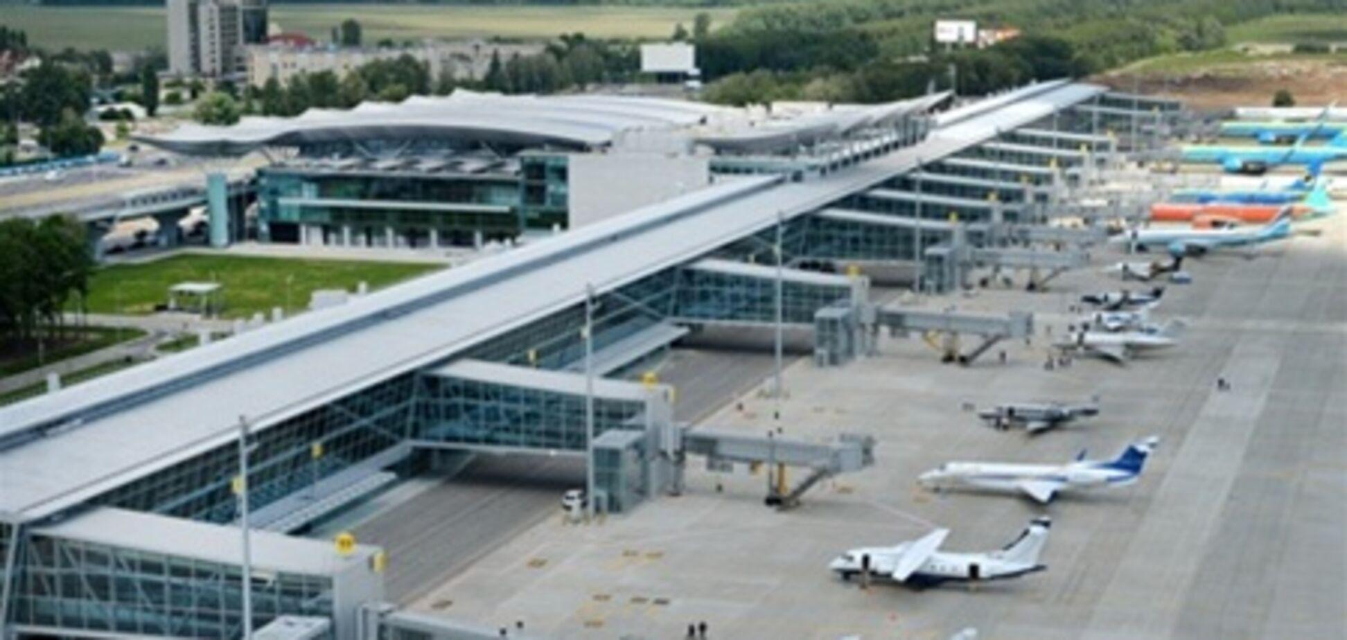 'Борисполь' переводит рейсы МАУ в терминал D