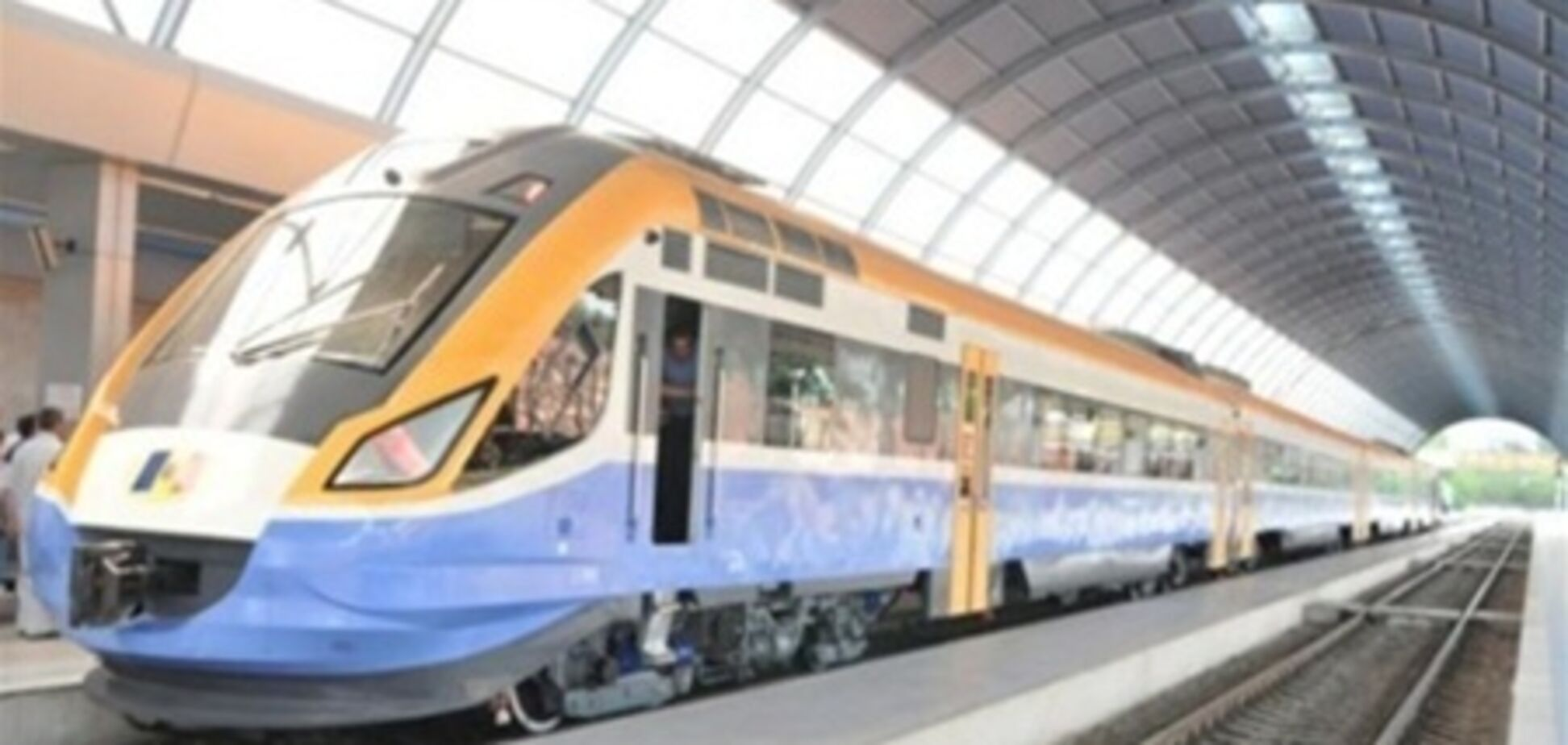 Украина и Молдова не могут договориться о запуске поезда 'Кишинев-Одесса'