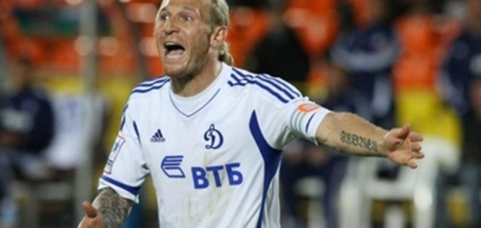 Воронин возвращается в Москву