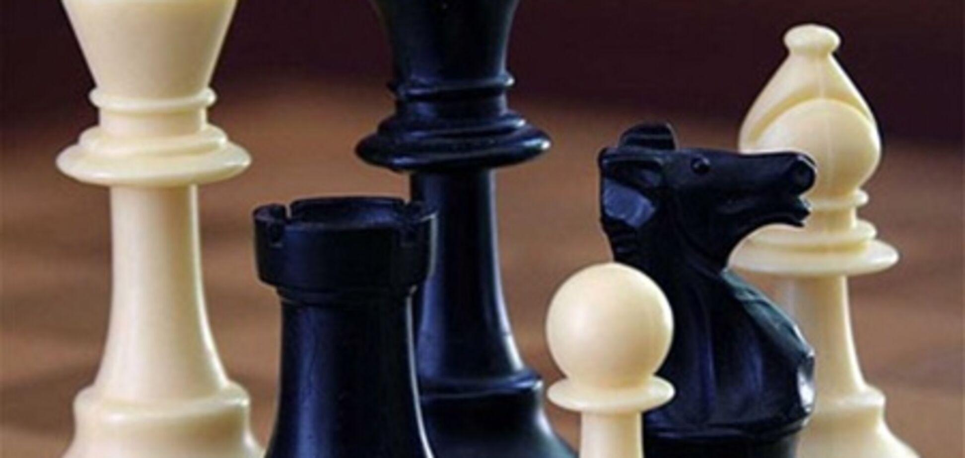 Чемпионат Украины по шахматам: смотрины будущих звезд