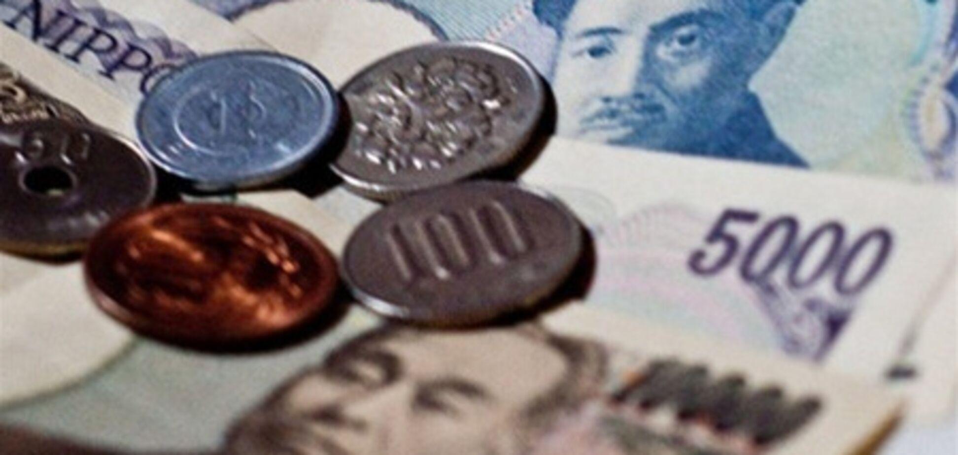 МВФ одобрил ослабление курса иены