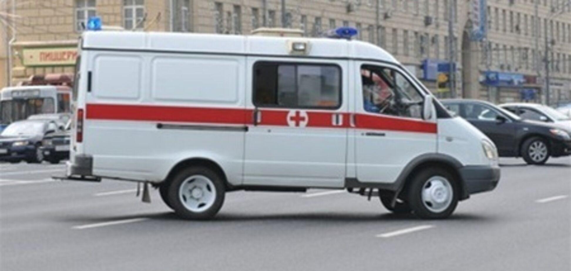 В Москве хотят повысить штрафы за отказ пропустить 'скорую'