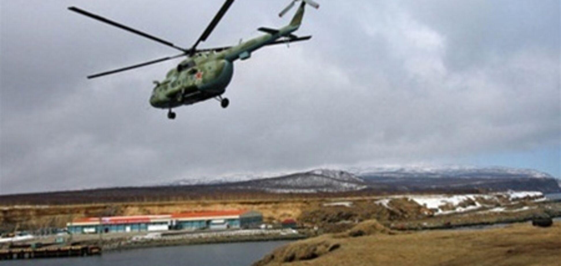 Украина отремонтирует военные вертолеты Хорватии