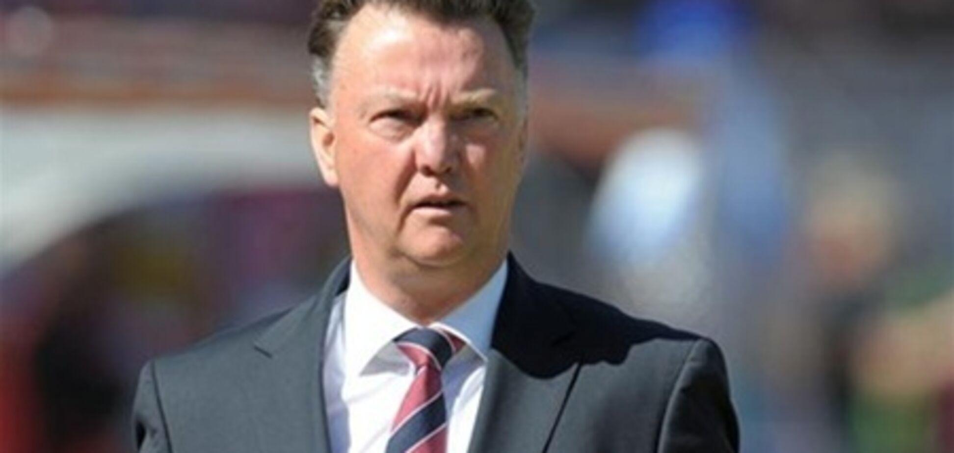 Через год сборная Нидерландов останется без тренера