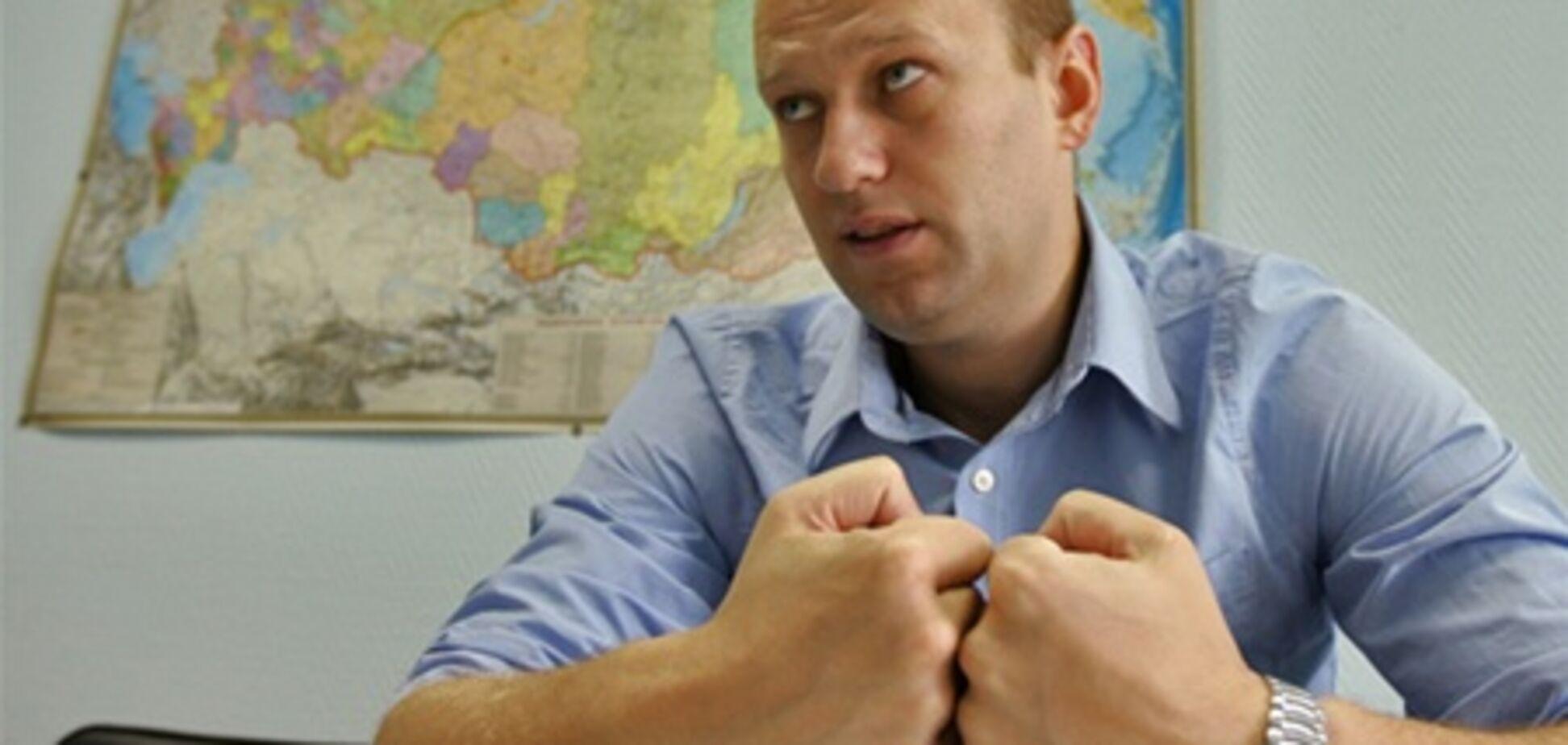 Когда посадят Навального?