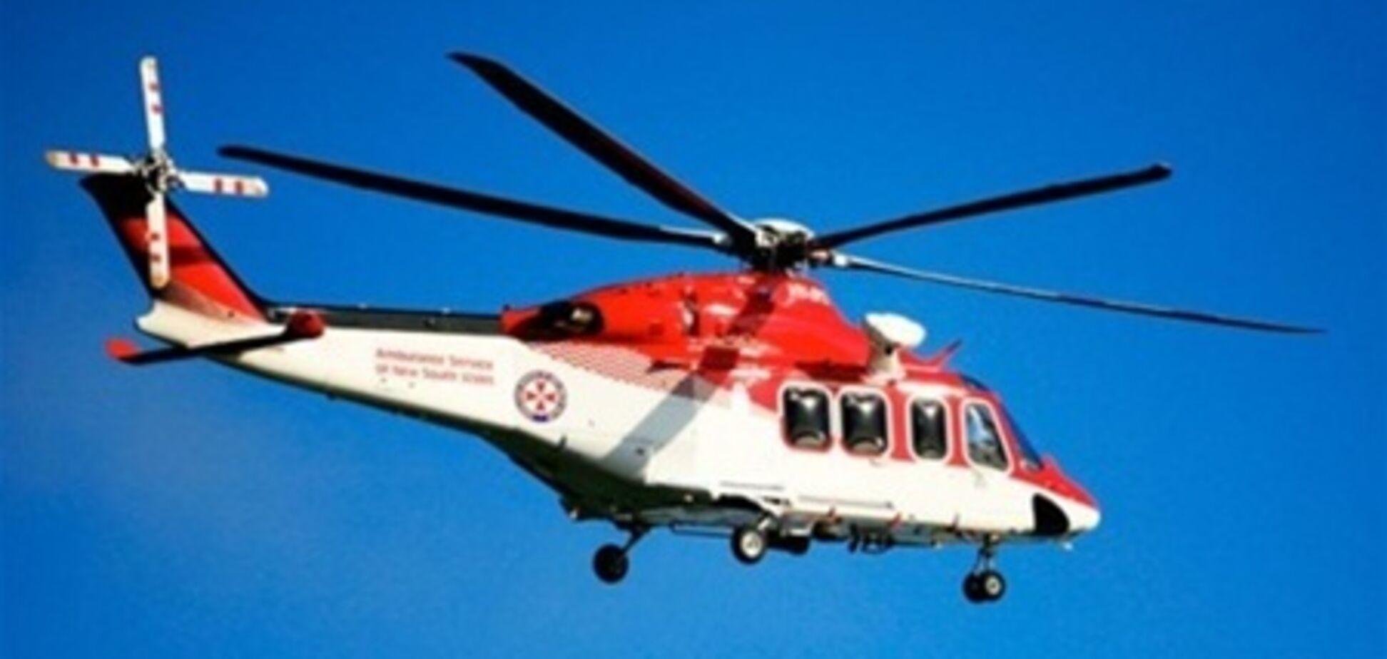 В Канаде разбился вертолет скорой помощи: погибли четверо
