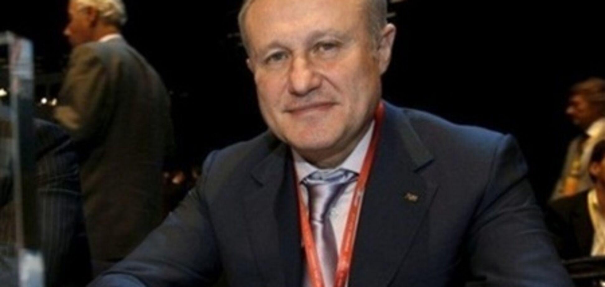 В ФФУ прокомментировали новую должность Суркиса в УЕФА