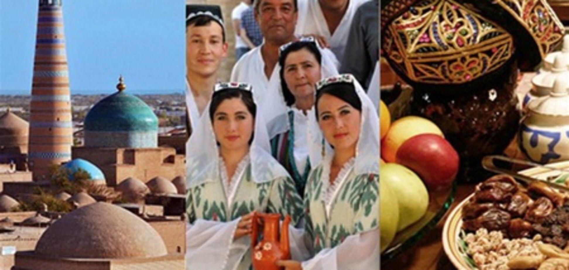 Узбекистан на пороге гражданской войны