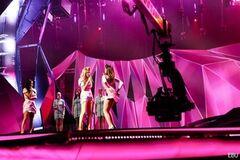 Половина конкурсантов Евровидения провели первые репетиции