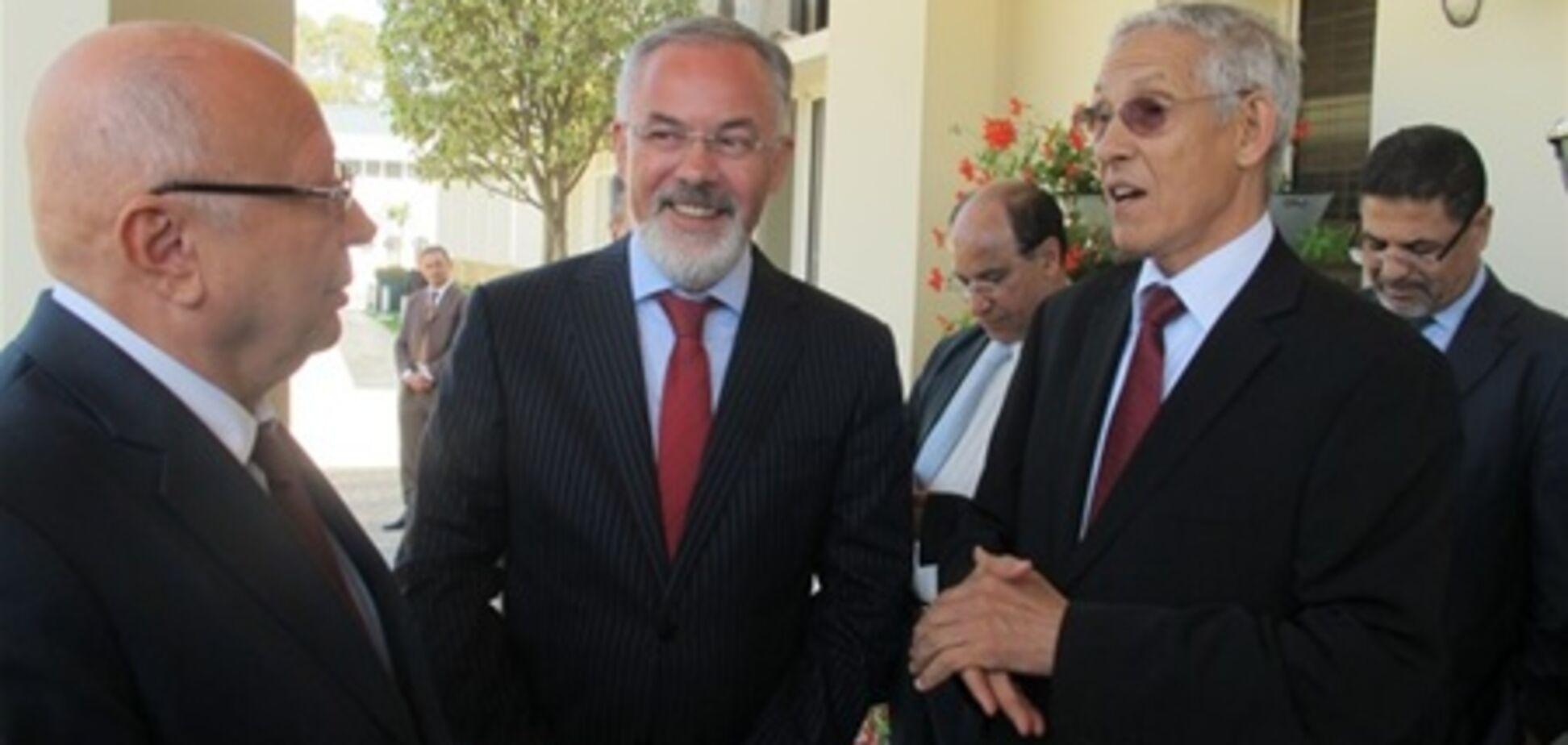 Визит Дмитрия Табачника в Марокко