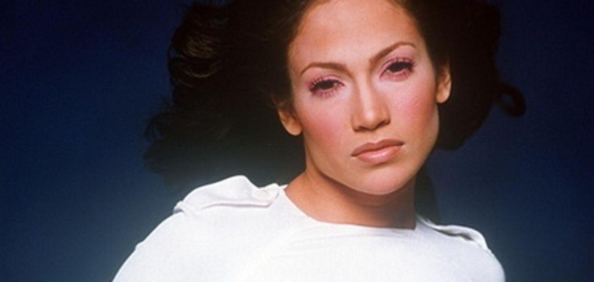 Джей Ло и страшный-страшный макияж: год 1996