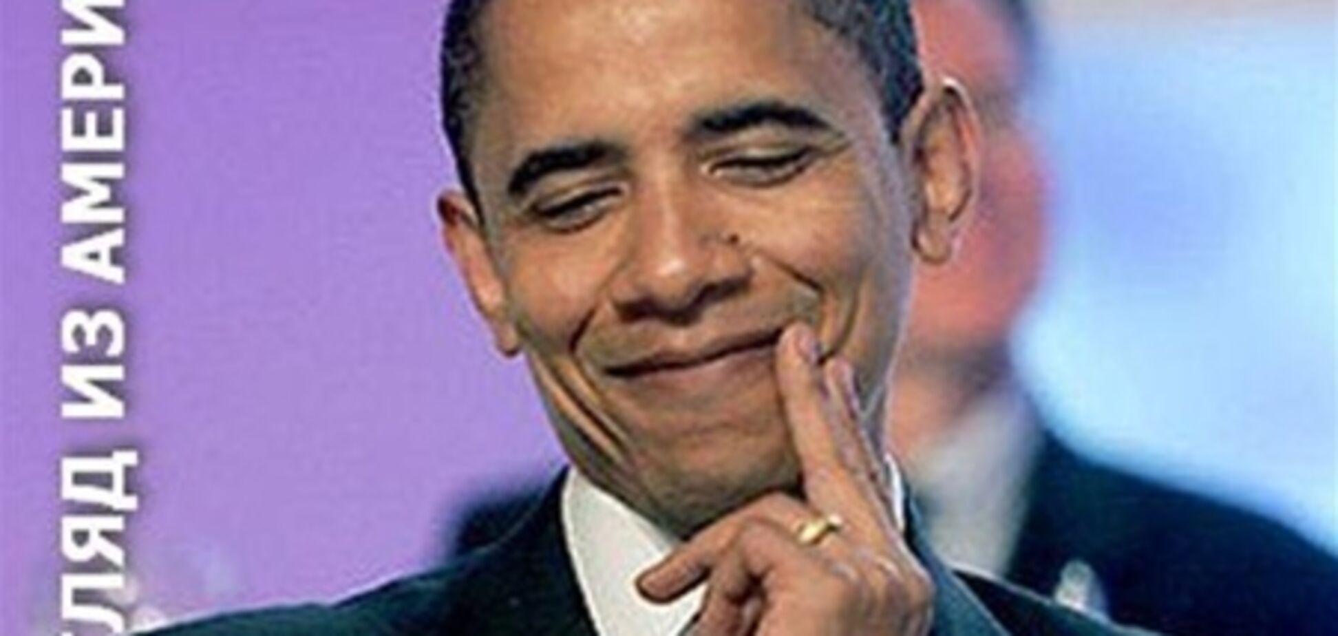 Обама: взятки и заказные убийства вместо международной политики