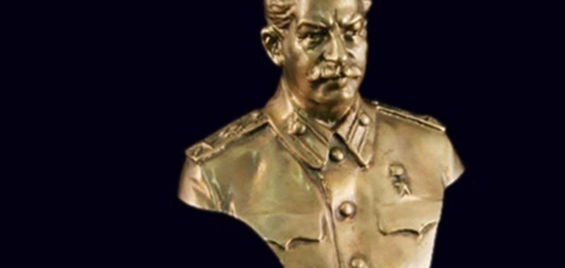 На Одещині викрали пам'ятник Сталіну
