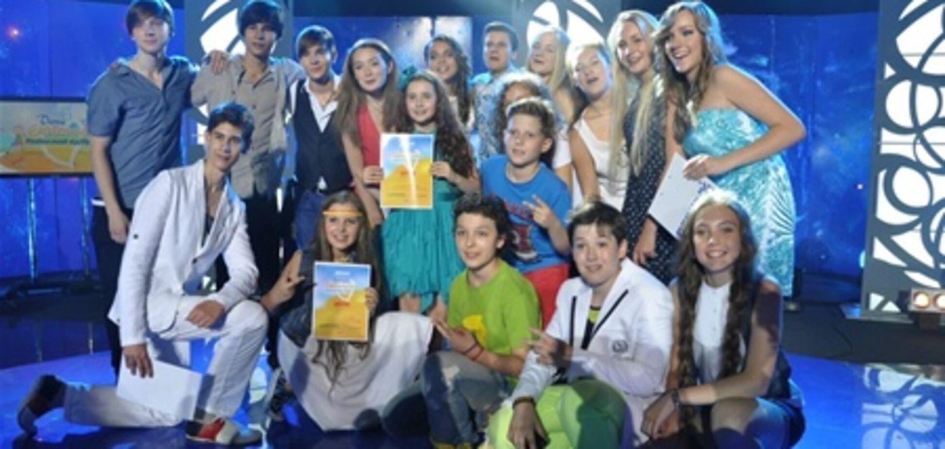 Украина выбрала двадцатку финалистов для 'Детского Евровидения'