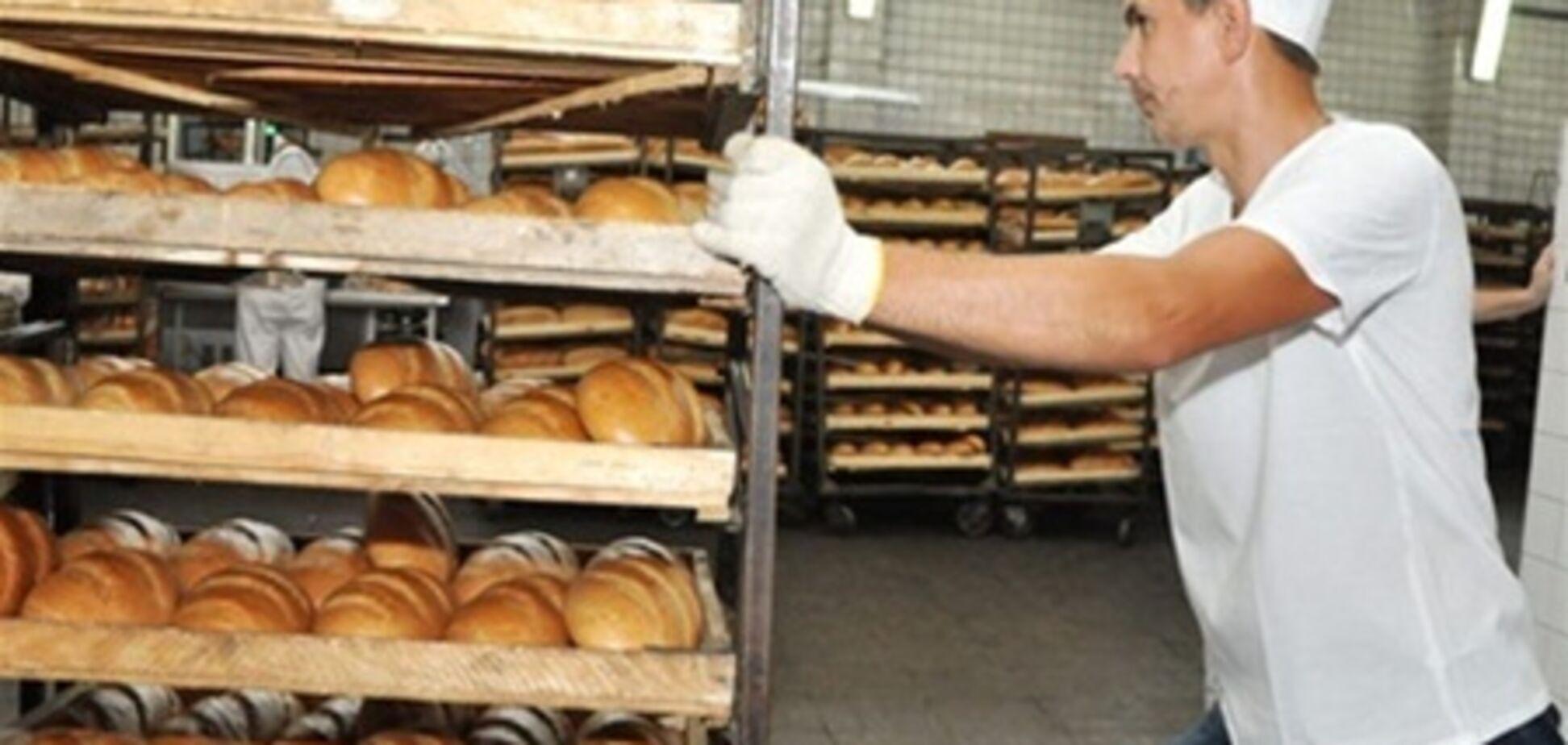 Киевские власти встретятся с голодающими хлебниками