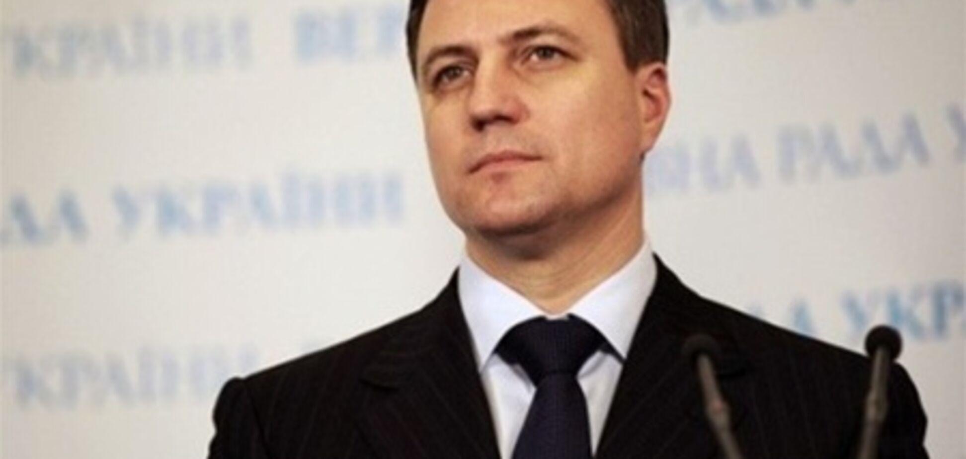 Катеринчук хочет устроить 'Диснейленд' в Гидропарке