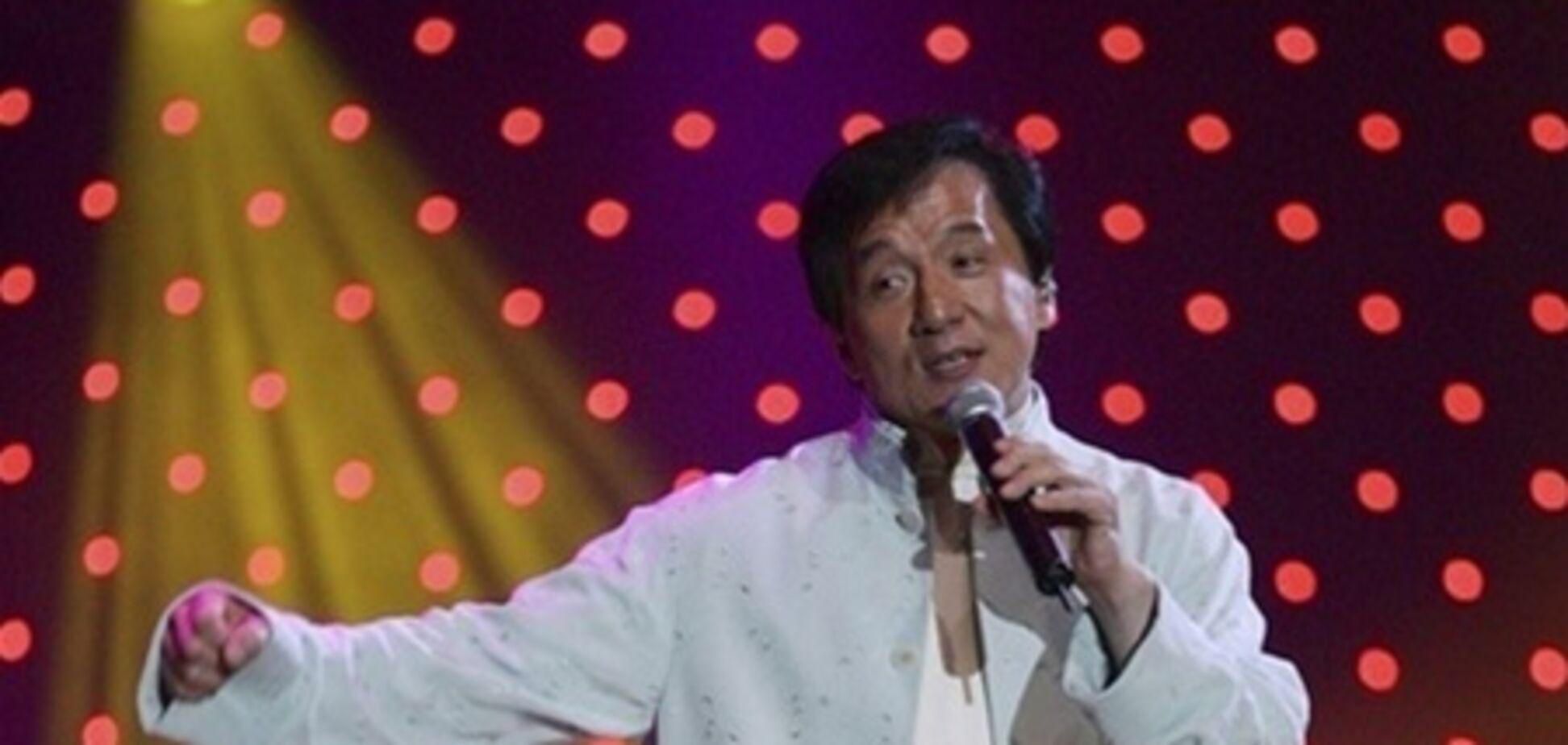 Джеки Чан пишет мюзикл о себе