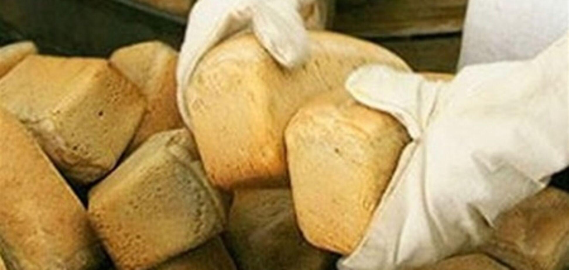 Под Кабмином голодают киевские производители хлеба