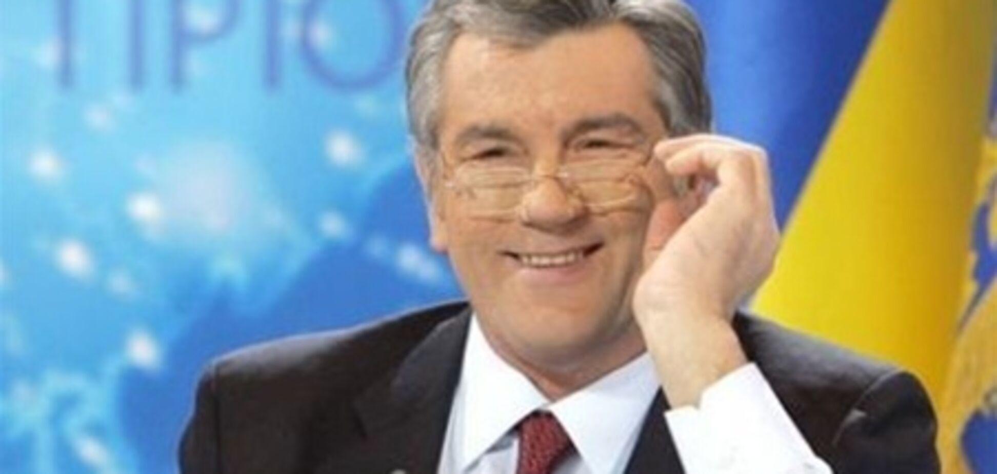 Ющенко після розлучення подарував дружині елітний особняк. Фото