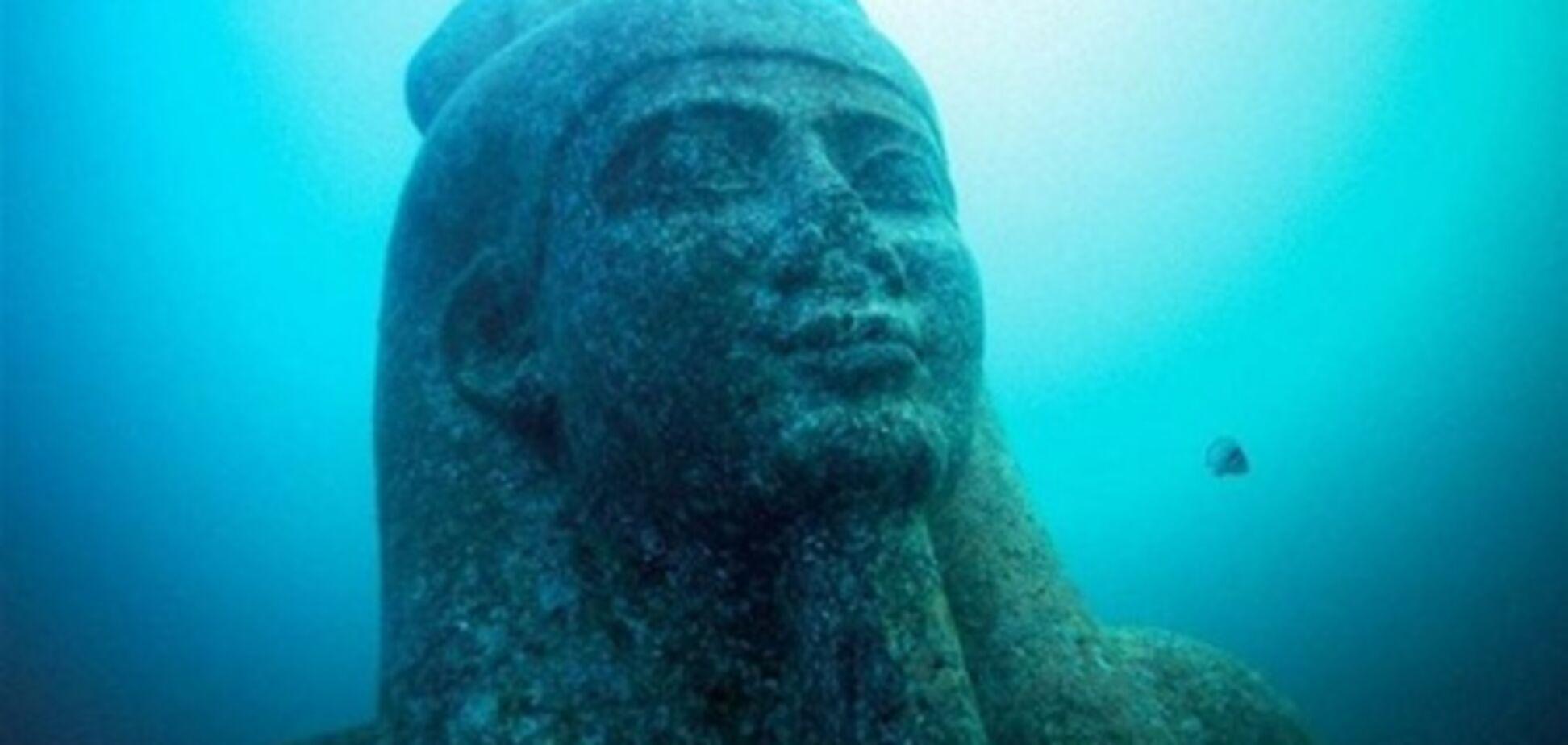 Город, ушедший под воду 1200 лет назад