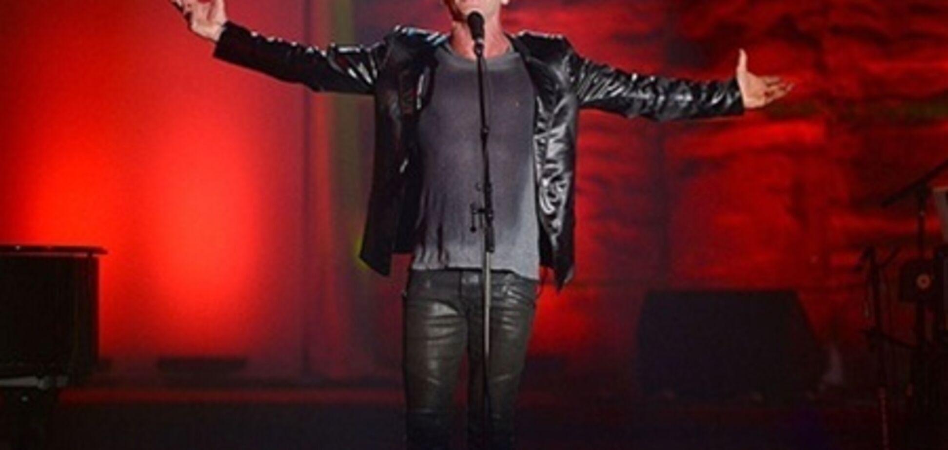 Церемония Songwriters Hall of Fame растрогала Элтона Джона
