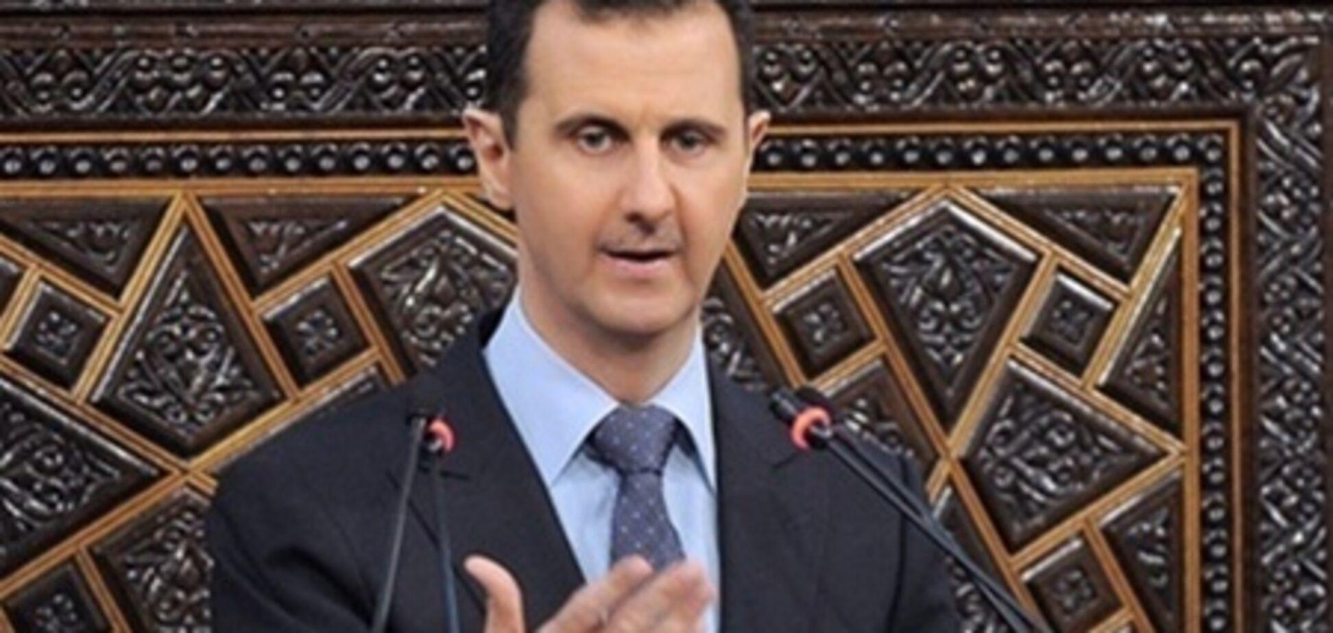 От Обамы с любовью: химеотерапия для Асада