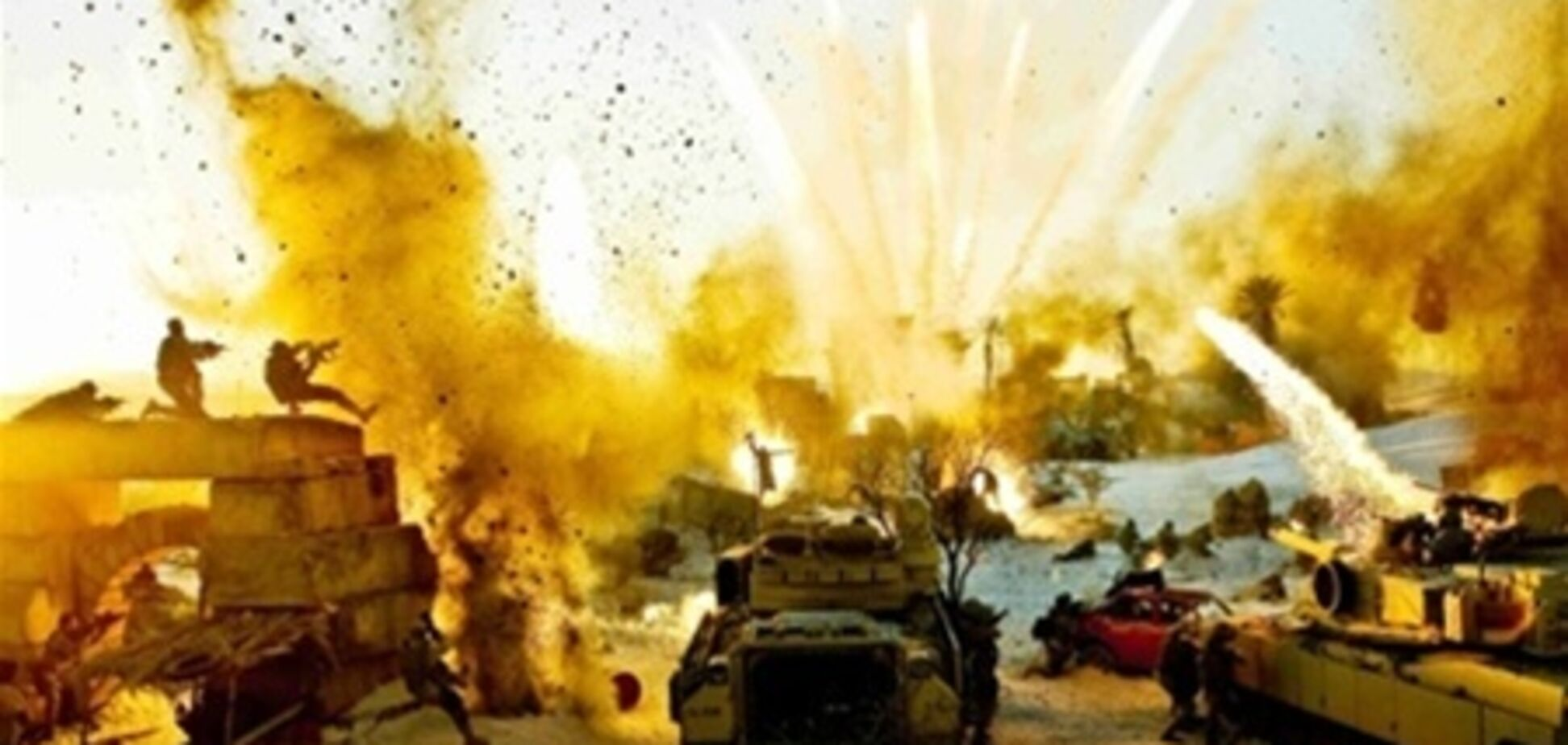 На съемках 'Трансформеров 4' произошел пожар