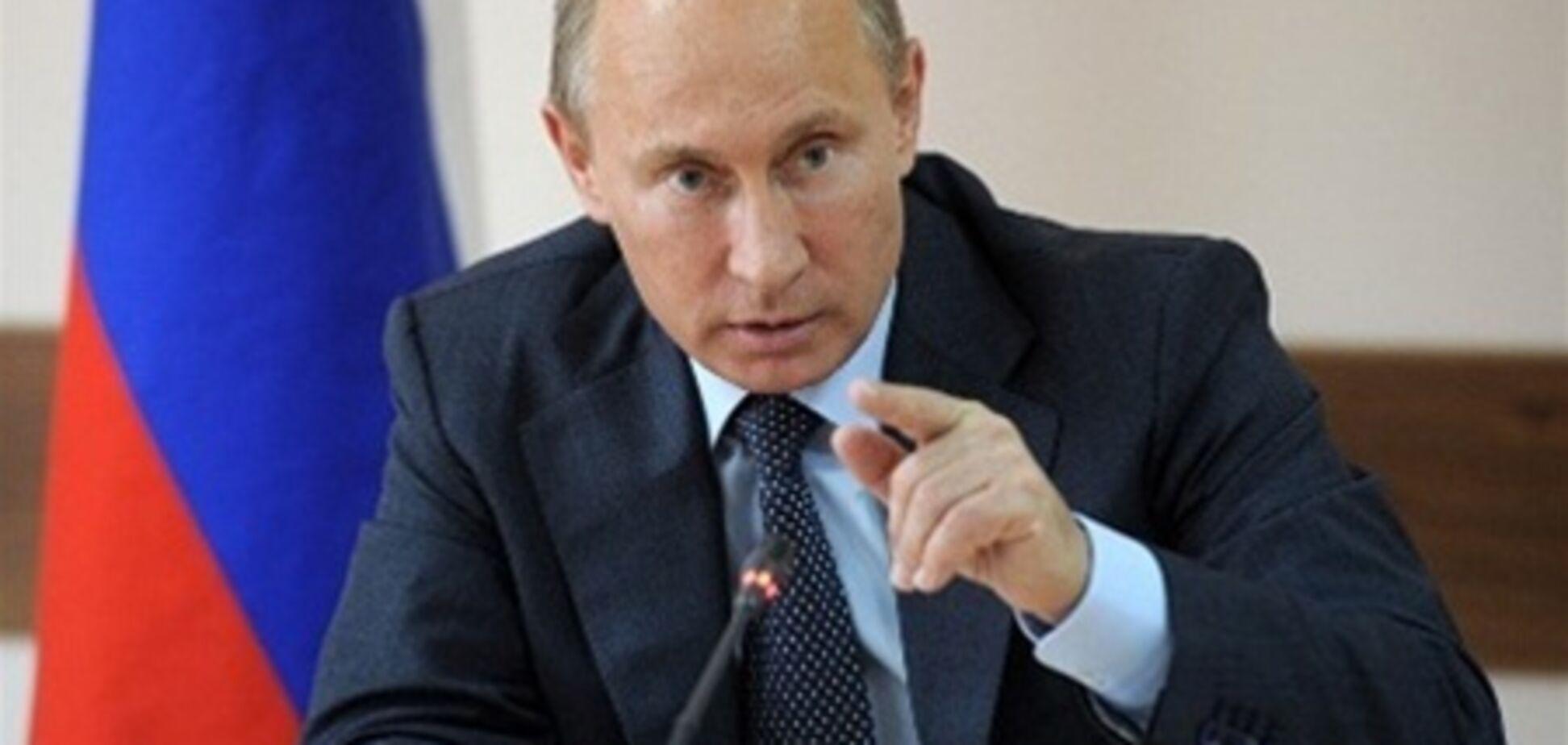 Путін готовий купити нове кільце бізнесменові з США