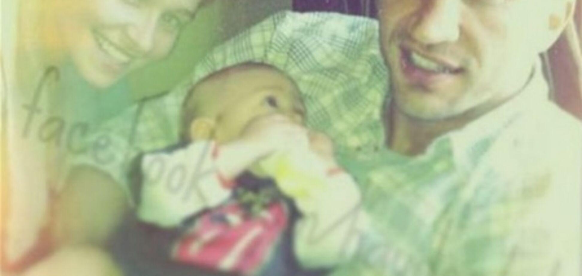 Кличко и Панеттьери обзавелись ребенком. Фото