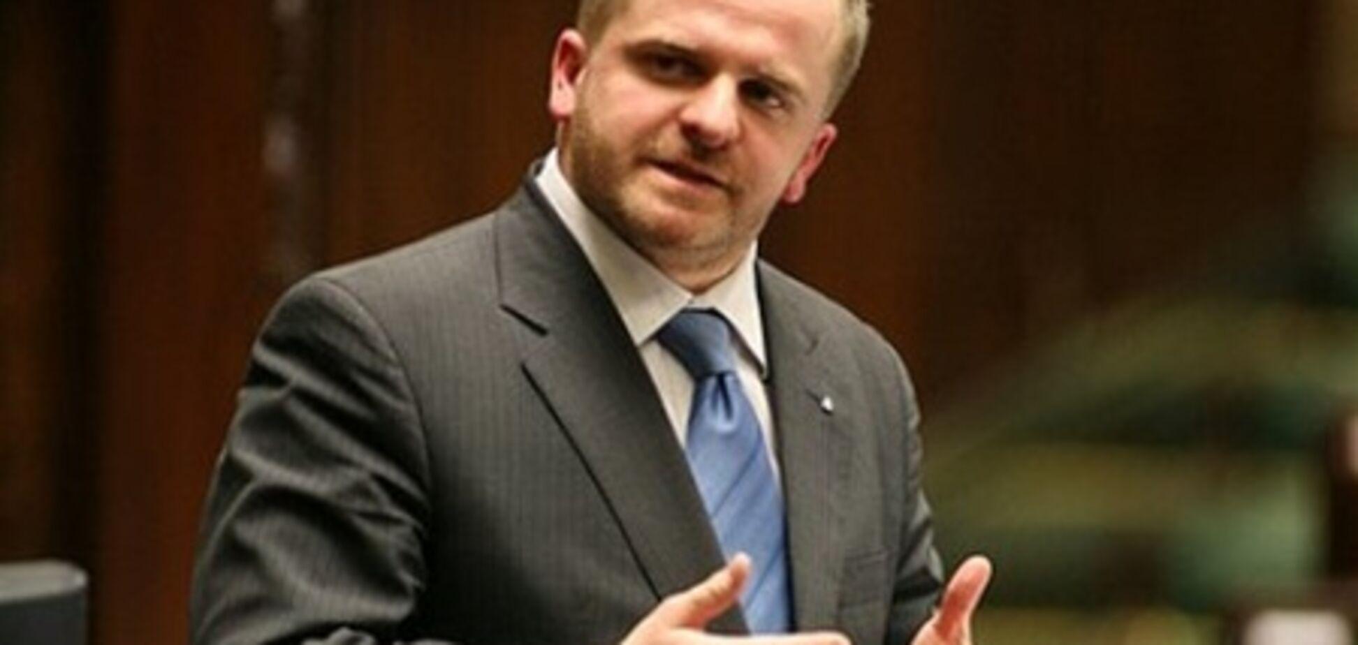 Евродепутат: ЕС не ставит Украине условия по конкретным персоналиям