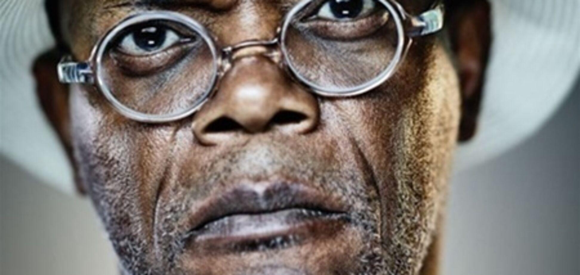 Сэмюэль Л.Джексон призвал мужчин не быть дураками