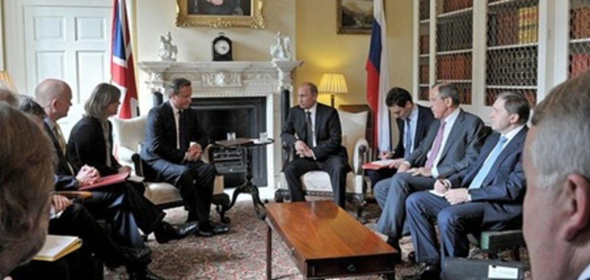 Итоги саммита G8: текст коммюнике по Сирии