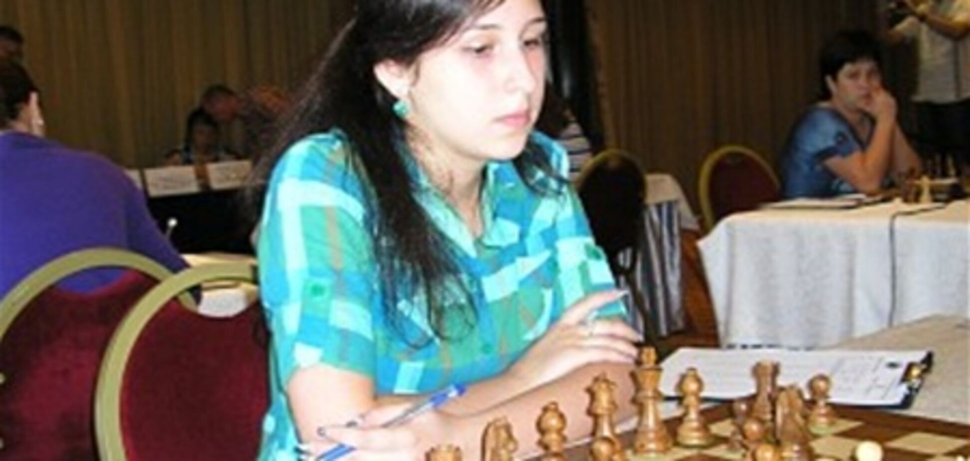 На чемпионате Украины по шахматам грянули первые сенсации