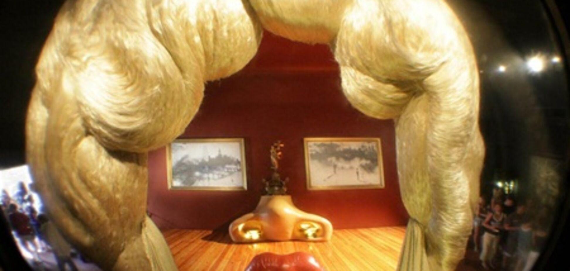 Фотопутешествие по музею Сальвадора Дали